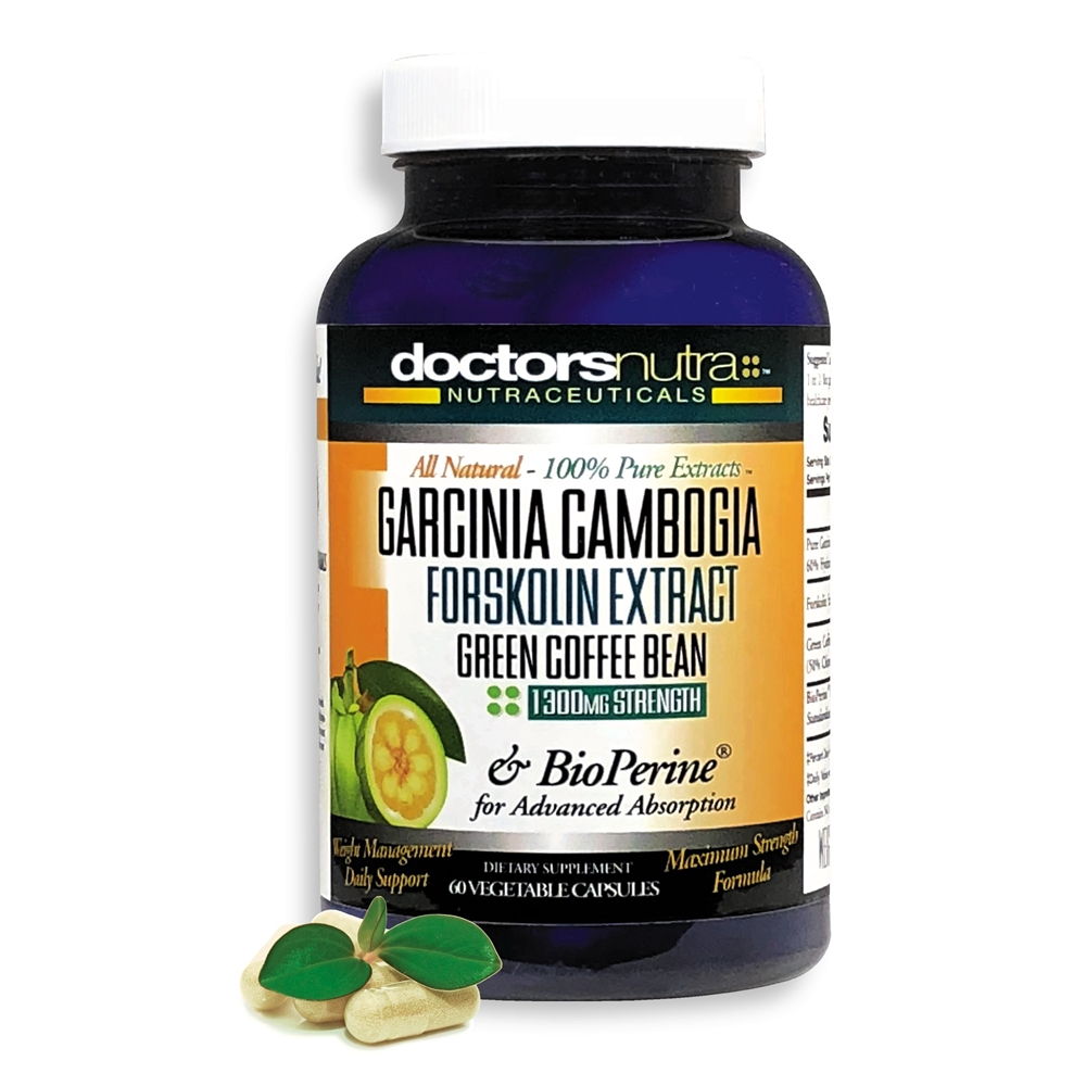 Garcinia Cambogia Plus Natural Weight Management Daily Support