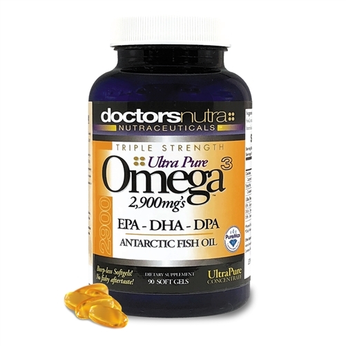 <strong>Ultra Pure Omega 1440</strong><br>Maximum Strength EPA & DHA